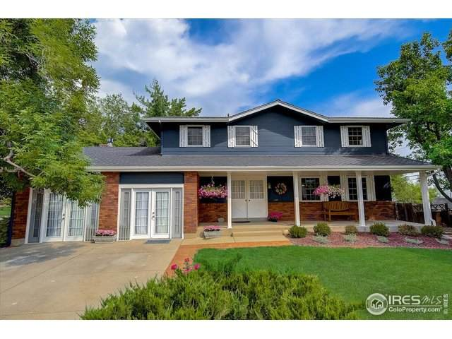 4497 Grinnell Ave, Boulder, CO 80305 (MLS #943402) :: Wheelhouse Realty