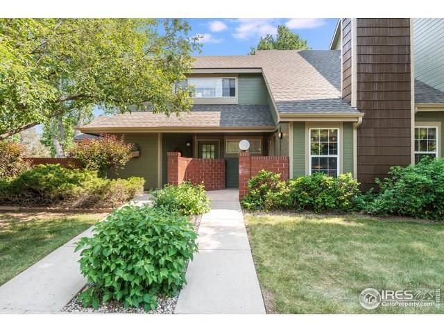 3565 Windmill Dr #2, Fort Collins, CO 80526 (MLS #943407) :: Wheelhouse Realty