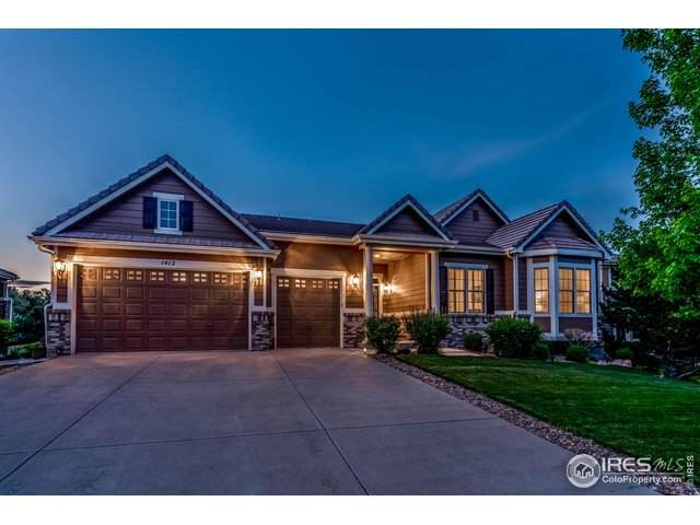 1412 Jesse Ln, Golden, CO 80403 (MLS #943408) :: Colorado Home Finder Realty