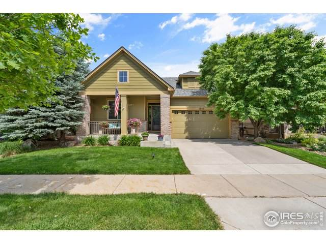 1020 Burrowing Owl Dr, Fort Collins, CO 80525 (MLS #943415) :: Wheelhouse Realty
