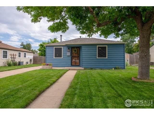 6824 Reno Dr, Arvada, CO 80002 (MLS #943419) :: Colorado Home Finder Realty