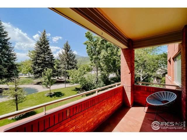 624 Pearl St #202, Boulder, CO 80302 (MLS #943423) :: Wheelhouse Realty