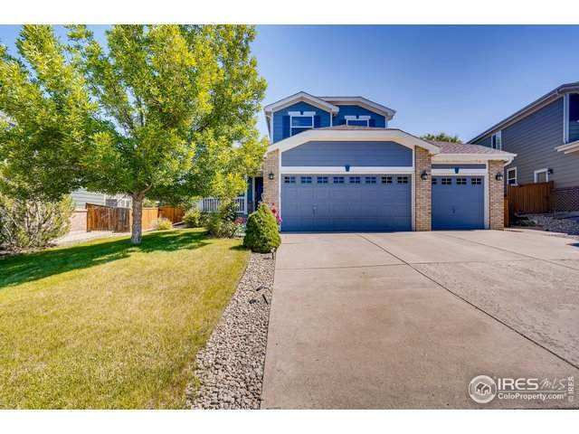 1279 Hickory Dr, Erie, CO 80516 (#943427) :: The Griffith Home Team