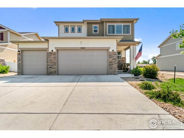3322 Monte Christo Ave, Evans, CO 80620 (#943433) :: The Griffith Home Team