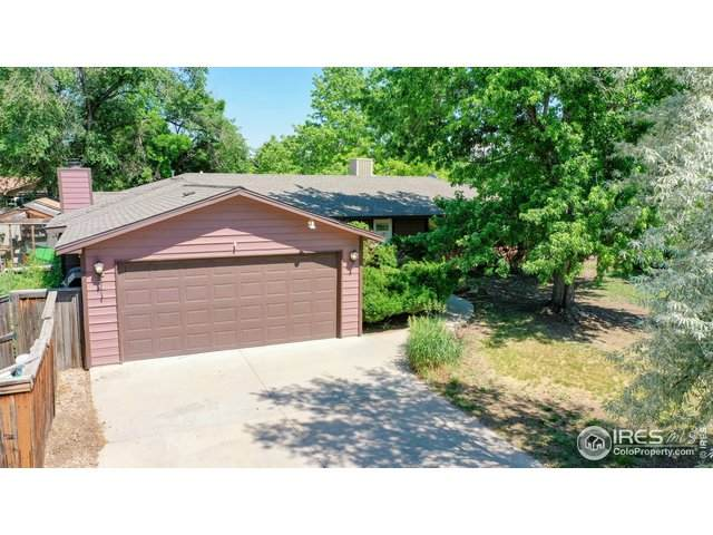800 Greenbriar Dr, Fort Collins, CO 80524 (MLS #943439) :: Colorado Home Finder Realty