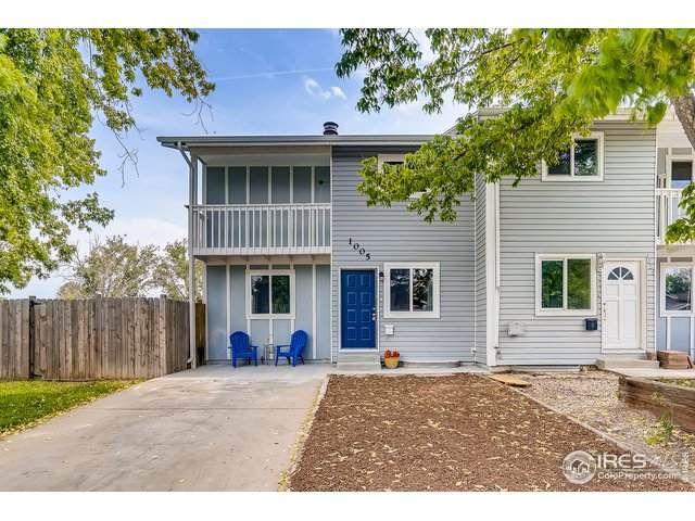 1005 Modred St, Lafayette, CO 80026 (MLS #943449) :: Colorado Home Finder Realty
