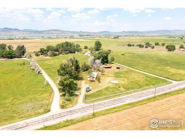 10863 N County Road 15, Fort Collins, CO 80524 (MLS #943463) :: Wheelhouse Realty