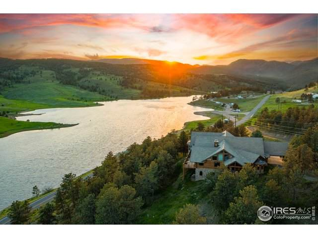 14757 W County Road 18, Loveland, CO 80537 (#943476) :: The Griffith Home Team