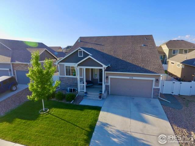 1534 Brandt St, Berthoud, CO 80513 (#943486) :: The Griffith Home Team
