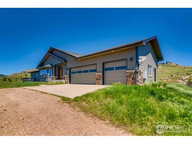 818 Deer Meadow Way, Livermore, CO 80536 (MLS #943495) :: Colorado Home Finder Realty
