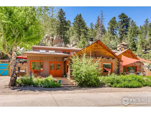 468 Riverside Dr, Lyons, CO 80540 (MLS #943497) :: Downtown Real Estate Partners
