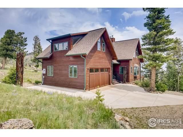 98 Rim Rd, Boulder, CO 80302 (MLS #943505) :: Downtown Real Estate Partners