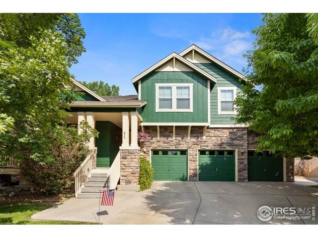 826 Bluefield Ct, Longmont, CO 80504 (MLS #943509) :: Colorado Home Finder Realty