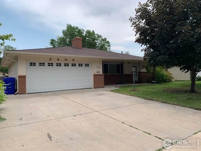 2406 Empire Ave, Loveland, CO 80538 (MLS #943521) :: Kittle Real Estate