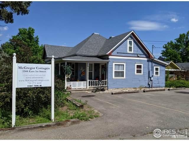 1344 E 1st St, Loveland, CO 80537 (MLS #943525) :: Jenn Porter Group
