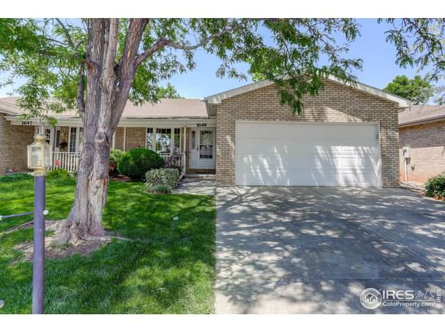 1649 E 17th St, Loveland, CO 80538 (MLS #943528) :: Colorado Home Finder Realty