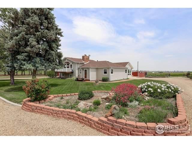 14584 County Road 3, Longmont, CO 80504 (MLS #943530) :: Colorado Home Finder Realty