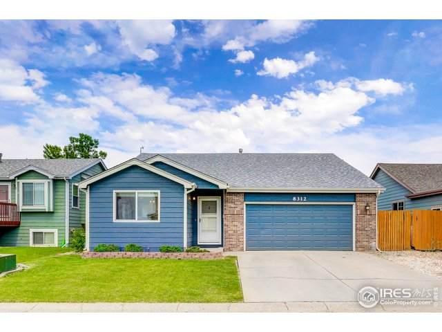 8312 Medicine Bow Cir, Fort Collins, CO 80528 (#943535) :: My Home Team