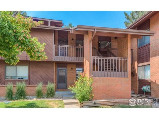 535 Manhattan Dr #203, Boulder, CO 80303 (MLS #943536) :: Colorado Home Finder Realty