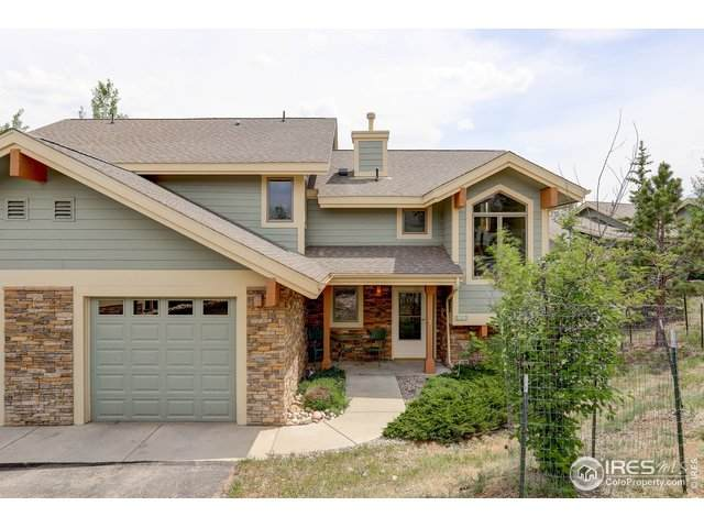 878 Crabapple Ln, Estes Park, CO 80517 (#943539) :: The Griffith Home Team