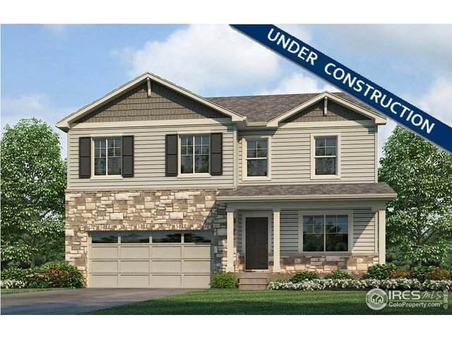 1589 Northcroft Dr, Windsor, CO 80550 (#943552) :: The Griffith Home Team
