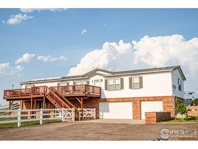 29989 County Road 398, Keenesburg, CO 80643 (MLS #943567) :: Downtown Real Estate Partners