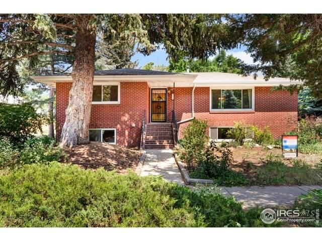 104 N Roosevelt Ave, Fort Collins, CO 80521 (MLS #943569) :: Colorado Home Finder Realty