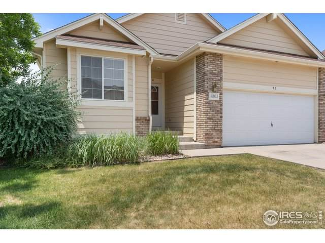 4902 W 29th St D, Greeley, CO 80634 (#943570) :: The Griffith Home Team