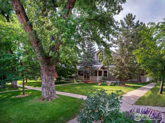 502 Highland Ave, Boulder, CO 80302 (MLS #943588) :: Downtown Real Estate Partners