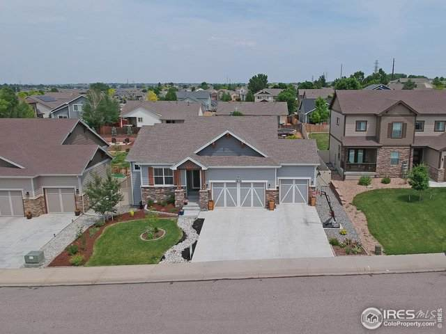1828 90th Ave, Greeley, CO 80634 (#943592) :: The Griffith Home Team