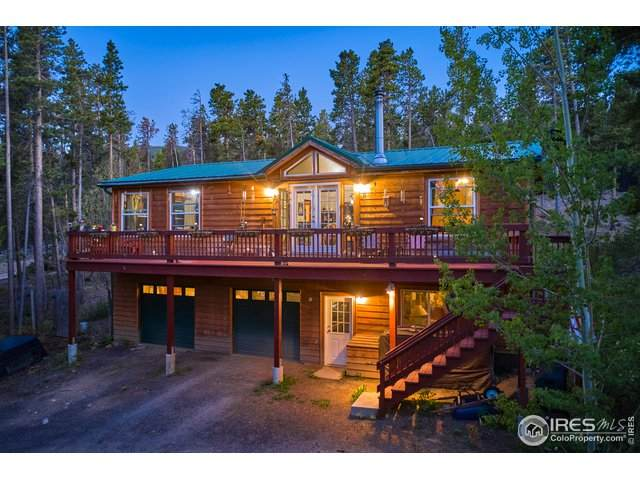603 Mountain View Dr, Black Hawk, CO 80422 (MLS #943595) :: Downtown Real Estate Partners