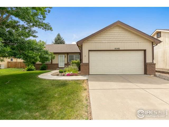4546 Sunridge Dr, Loveland, CO 80538 (MLS #943596) :: Colorado Home Finder Realty