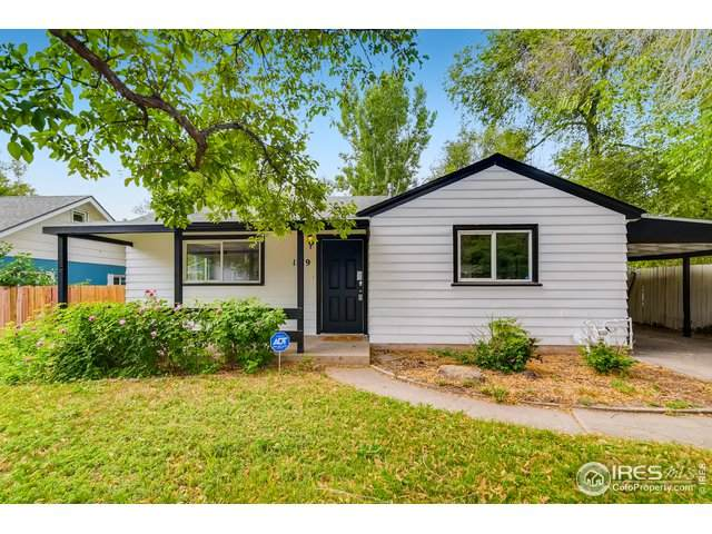 1519 Laporte Ave, Fort Collins, CO 80521 (MLS #943638) :: Tracy's Team