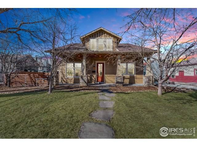 2129 23rd St, Boulder, CO 80302 (MLS #943653) :: Downtown Real Estate Partners