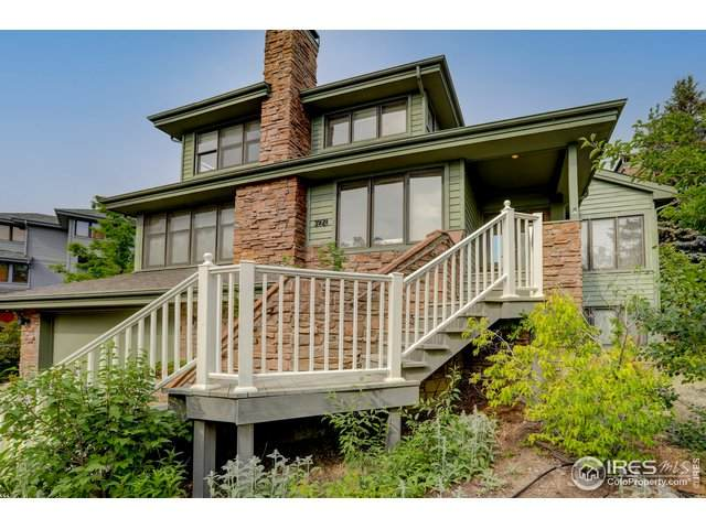 3921 Promontory Ct, Boulder, CO 80304 (MLS #943654) :: Downtown Real Estate Partners