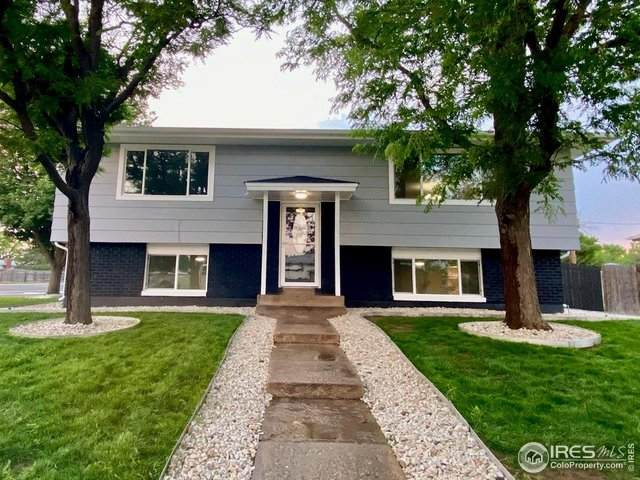 1519 27th Ave, Greeley, CO 80634 (#943656) :: The Griffith Home Team