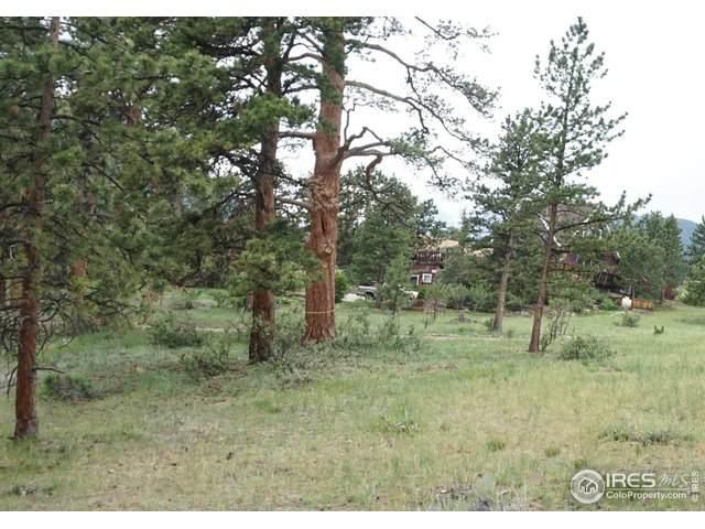 2801 Eagle Cliff Ln, Estes Park, CO 80517 (#943657) :: The Griffith Home Team