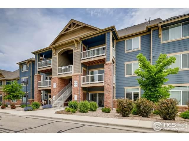 804 Summer Hawk Dr #6207, Longmont, CO 80504 (MLS #943662) :: Colorado Home Finder Realty