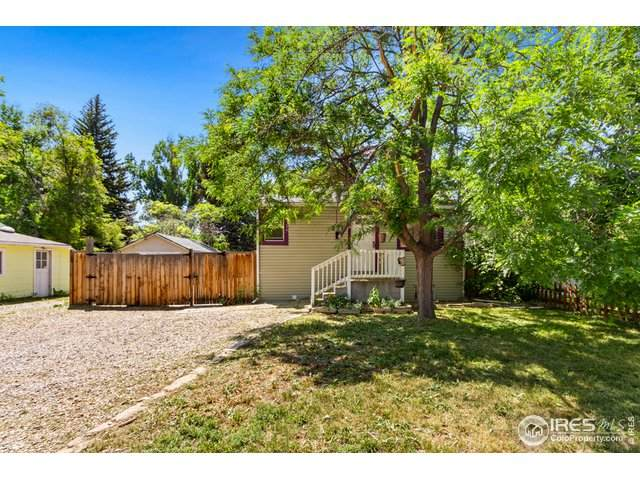 231 N Shields St, Fort Collins, CO 80521 (MLS #943668) :: Tracy's Team