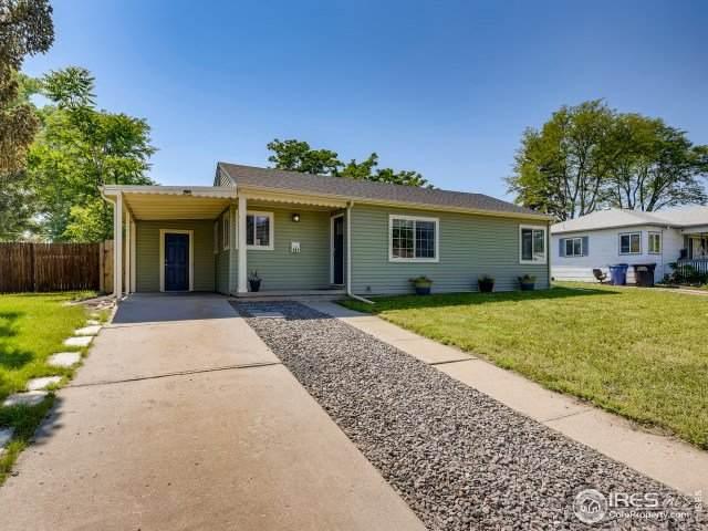 981 S Canosa Ct, Denver, CO 80219 (MLS #943670) :: Jenn Porter Group