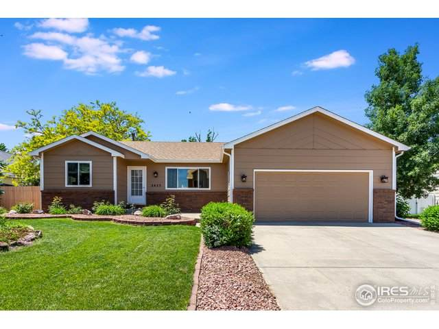 2425 49th Ave Ct, Greeley, CO 80634 (MLS #943678) :: Tracy's Team