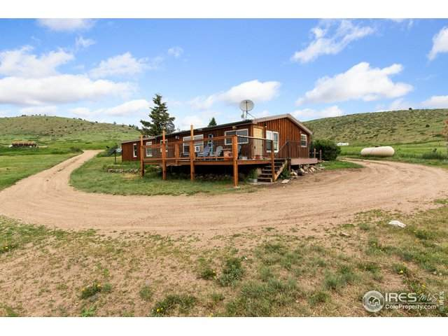 986 Deer Meadow Way, Livermore, CO 80536 (MLS #943680) :: Tracy's Team