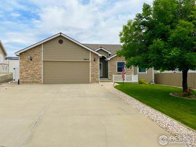 5811 W 16th St Ln, Greeley, CO 80634 (#943684) :: The Griffith Home Team