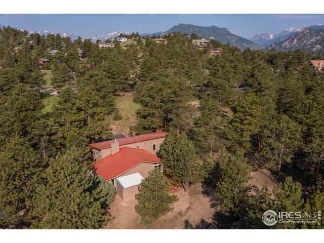 275 Peck Ln, Estes Park, CO 80517 (#943687) :: The Griffith Home Team