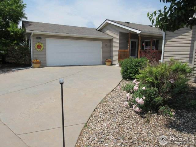 881 Sunchase Dr, Fort Collins, CO 80524 (MLS #943694) :: Wheelhouse Realty