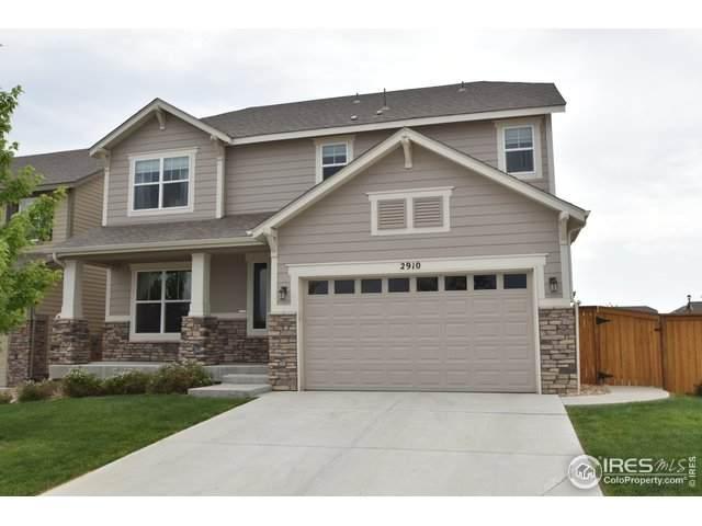 2910 Big Thunder Rd, Berthoud, CO 80513 (MLS #943697) :: Kittle Real Estate