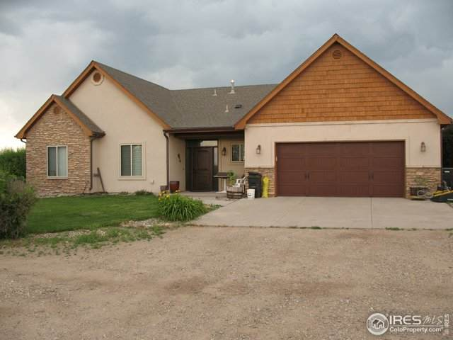 21205 County Road 33, La Salle, CO 80645 (#943699) :: The Griffith Home Team