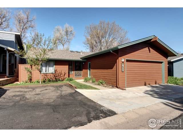 1711 Glen Meadows Dr, Greeley, CO 80631 (#943706) :: The Griffith Home Team