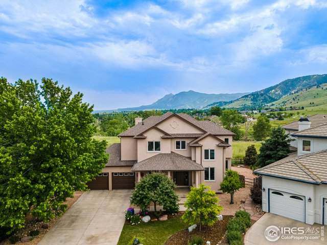 700 Yellow Pine Ave, Boulder, CO 80304 (MLS #943710) :: Downtown Real Estate Partners