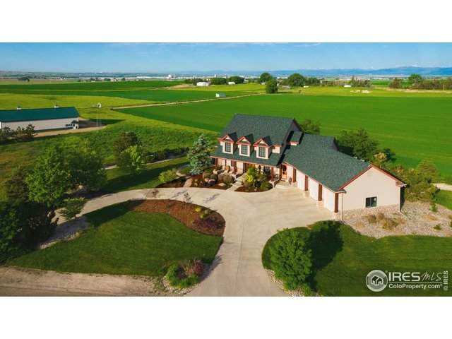 33990 County Road 25, Greeley, CO 80631 (MLS #943711) :: Jenn Porter Group